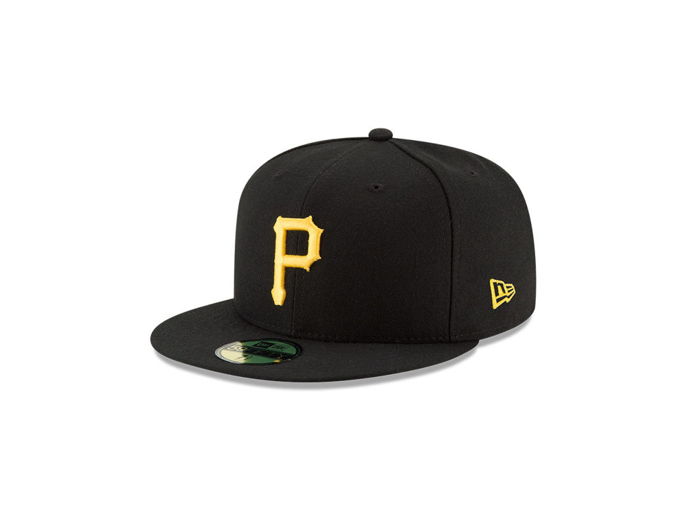 Pittsburgh Pirates New Era MLB Authentic Collection 59FIFTY Cap 4c8bdae1bbb6