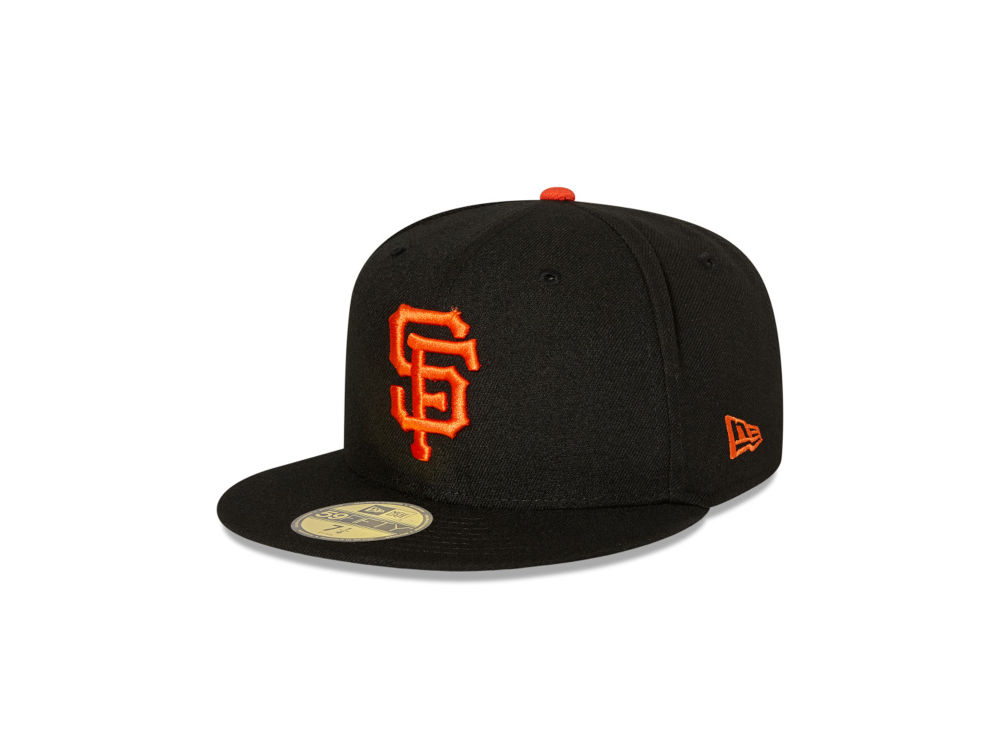 San Francisco Giants New Era MLB Authentic Collection 59FIFTY Cap 8c6fcc3337a