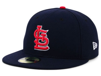 St. Louis Cardinals New Era MLB Authentic Collection 59FIFTY Cap