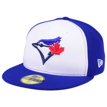 Toronto Blue Jays New Era MLB Authentic Collection 59FIFTY Cap