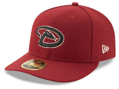 Arizona Diamondbacks New Era MLB Low Profile AC Performance 59FIFTY Cap