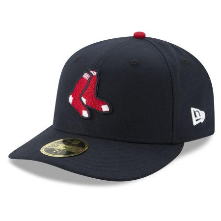 Boston Red Sox New Era MLB Low Profile AC Performance 59FIFTY Cap