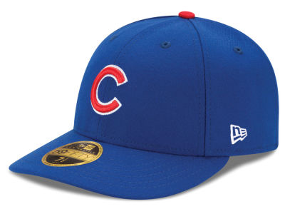 Chicago Cubs New Era MLB Low Profile AC Performance 59FIFTY Cap