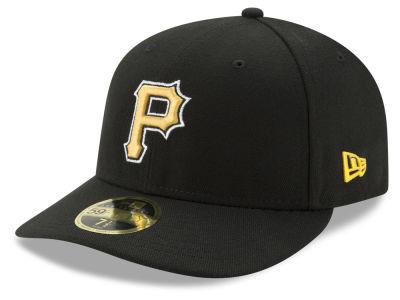 timeless design c7968 72976 Pittsburgh Pirates New Era MLB Low Profile AC Performance 59FIFTY Cap