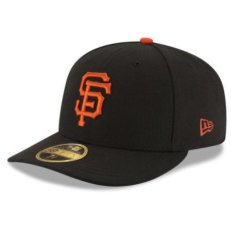 San Francisco Giants New Era MLB Low Profile AC Performance 59FIFTY Cap
