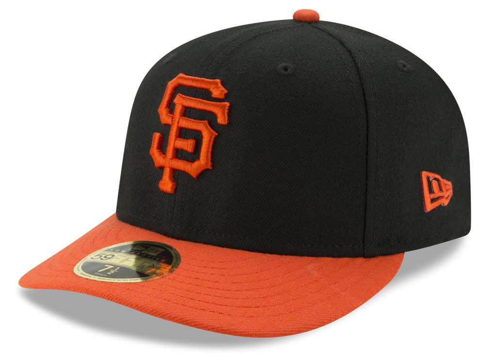 d299a1be171 San Francisco Giants New Era Mlb Low Profile Ac Performance 59 Fifty Cap by  Lids