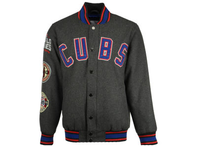 Chicago Cubs GIII MLB Men's Glory Comm Jacket