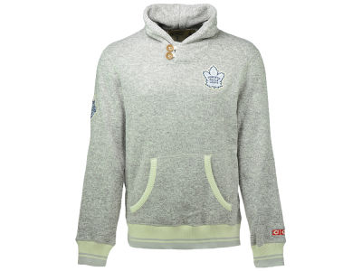 Toronto Maple Leafs Reebok NHL Men's Centennial Classic Pullover Shall Fleece