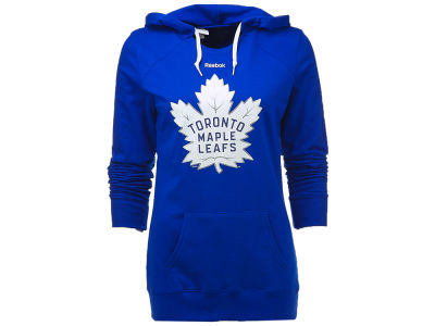 Toronto Maple Leafs Reebok NHL Women's Crewdie Fleece Hoodie