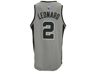 San Antonio Spurs Leonard Outerstuff NBA Youth New Swingman Jersey