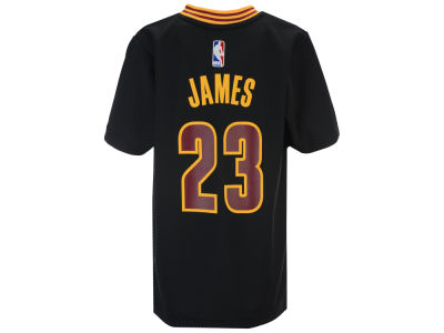 Cleveland Cavaliers LeBron James Outerstuff Youth NBA Revolution 30 Jersey