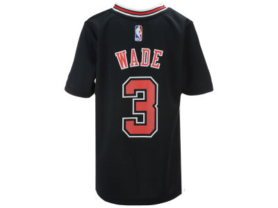 Chicago Bulls Dwyane Wade Outerstuff Youth NBA Revolution 30 Jersey