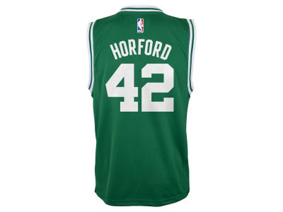 Boston Celtics Al Horford Outerstuff Youth NBA Revolution 30 Jersey