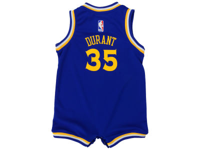 Golden State Warriors Kevin Durant Outerstuff NBA Infant Replica Jersey
