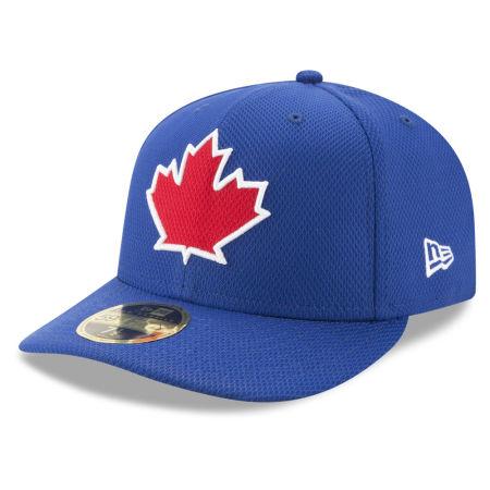 Toronto Blue Jays New Era MLB Low Profile AC Performance 59FIFTY Cap