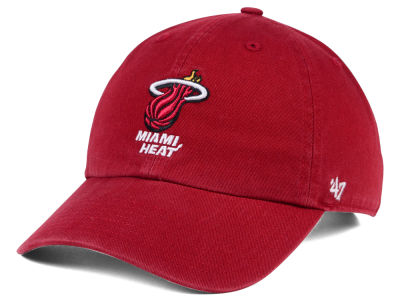 Miami Heat '47 NBA '47 CLEAN UP Cap