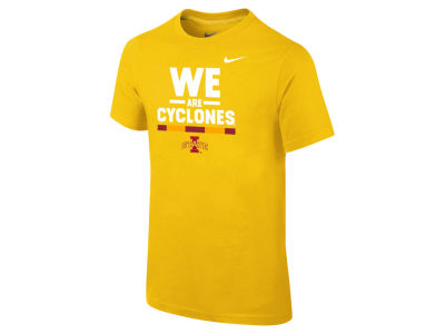 Iowa State Cyclones Nike NCAA Youth Local Verbiage T-Shirt