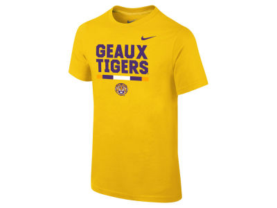 LSU Tigers Nike NCAA Youth Local Verbiage T-Shirt