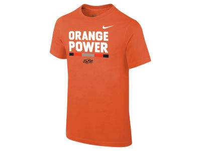 Oklahoma State Cowboys Nike NCAA Youth Local Verbiage T-Shirt