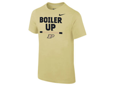 Purdue Boilermakers Nike NCAA Youth Local Verbiage T-Shirt