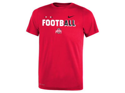 Nike NCAA Youth Legend Football T-Shirt