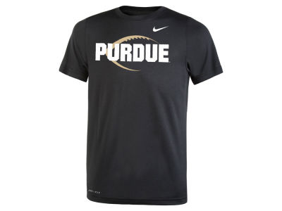 Purdue Boilermakers Nike NCAA Youth Legend Football Icon T-Shirt