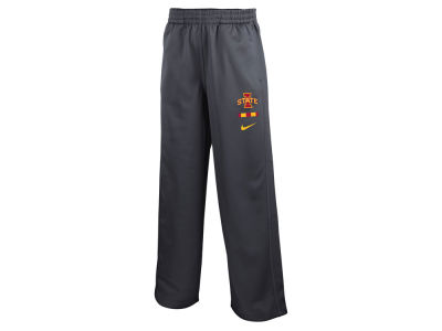Iowa State Cyclones Nike NCAA Youth Color Block Therma Pant