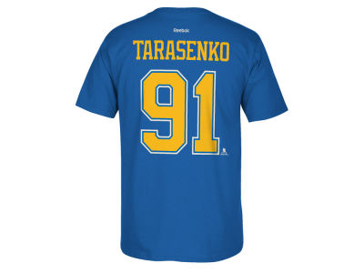 St. Louis Blues Vladimir Tarasenko Reebok Winter Classic Men's Player T-Shirt