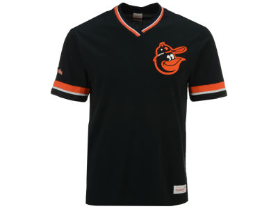 Baltimore Orioles Mitchell & Ness MLB Men's Coop Overtime Vintage Top