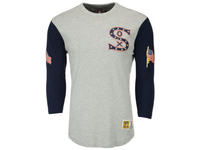 Chicago White Sox Mitchell & Ness MLB Men's Scoring Position Raglan T-Shirt