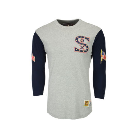 Chicago White Sox Mitchell & Ness MLB Men's Scoring Position Raglan T-Shirt