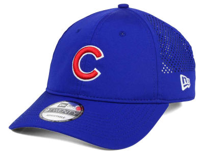 Chicago Cubs New Era MLB Perf Pivot 2 9TWENTY Adjustable Cap