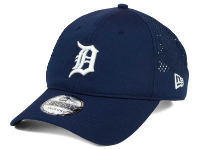 Detroit Tigers New Era MLB Perf Pivot 2 9TWENTY Adjustable Cap