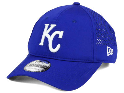 Kansas City Royals New Era MLB Perf Pivot 2 9TWENTY Adjustable Cap