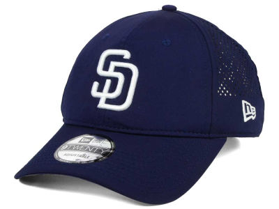 San Diego Padres New Era MLB Perf Pivot 2 9TWENTY Adjustable Cap