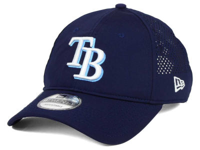 Tampa Bay Rays New Era MLB Perf Pivot 2 9TWENTY Adjustable Cap