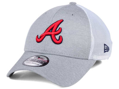 Atlanta Braves New Era MLB Tech Sweep 39THIRTY Cap