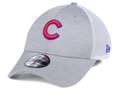 Chicago Cubs New Era MLB Tech Sweep 39THIRTY Cap