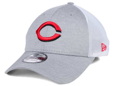Cincinnati Reds New Era MLB Tech Sweep 39THIRTY Cap