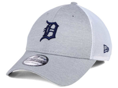Detroit Tigers New Era MLB Tech Sweep 39THIRTY Cap