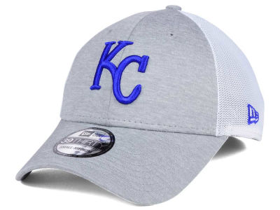 Kansas City Royals New Era MLB Tech Sweep 39THIRTY Cap