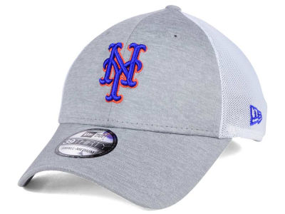 New York Mets New Era MLB Tech Sweep 39THIRTY Cap