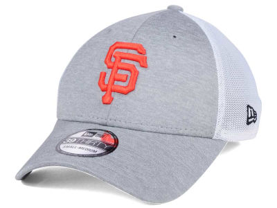 San Francisco Giants New Era MLB Tech Sweep 39THIRTY Cap