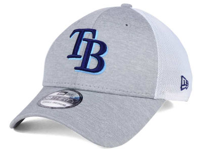 Tampa Bay Rays New Era MLB Tech Sweep 39THIRTY Cap