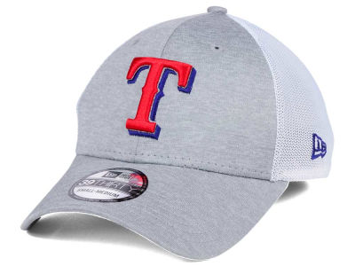 Texas Rangers New Era MLB Tech Sweep 39THIRTY Cap
