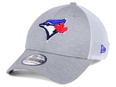 Toronto Blue Jays New Era MLB Tech Sweep 39THIRTY Cap