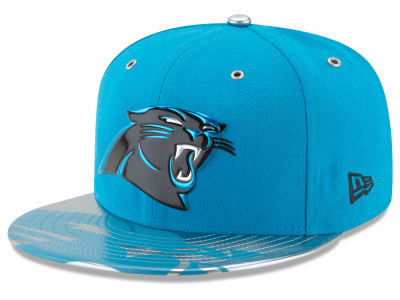 Carolina Panthers New Era 2017 NFL Draft Team Color 59FIFTY Cap