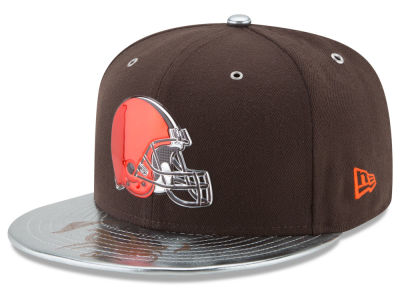 Cleveland Browns New Era 2017 NFL Draft Team Color 59FIFTY Cap
