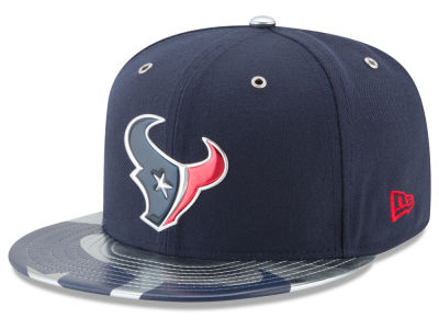 Houston Texans New Era 2017 NFL Draft Team Color 59FIFTY Cap
