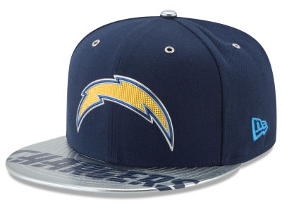 San Diego Chargers New Era 2017 NFL Draft Team Color 59FIFTY Cap